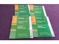11 plus bond books