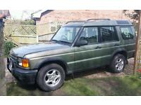 Land Rover discovery 2 4.0 V8 LPG