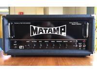 Matamp GT1 valve amplifier