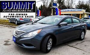 2011 Hyundai Sonata GLS | CAR-PROOF CLEAN | HEATED SEATS | TILT