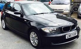 BMW 1 series ES 1.6 petrol full service history 12 months mot