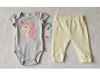 BNWT PL Baby Girl Outfit 3 - 6 Months