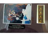 Movie Film Cell Pinocchio