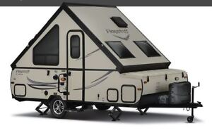 2017 Flagstaff by Forest River NEW! T21TBHW $85 Bi-weekly O.A.C.
