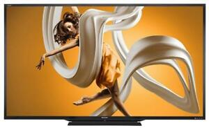 SHARP AQUOS 40 TV $229 / 50 SMART TV $399 / 55 4K SMART TV $469 / 65 4K SMART $749 NO TAX!!