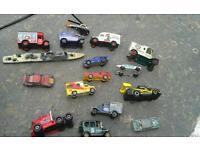 Joblot corgi,matchbox toys