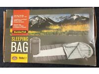 Slumbertrek Adult Sleeping bag - Australia model - Extra Long - Extra Wide - Hi-tec model - As New