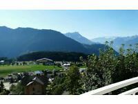 Nice apartment Leysin Switzerland