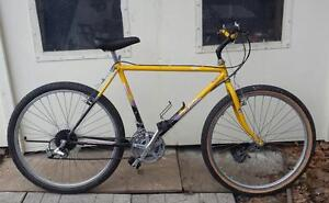 Mountain Bike For Sale, 21-inch Frame, 18-Speed, 26x195-Tires, Mc Kinley