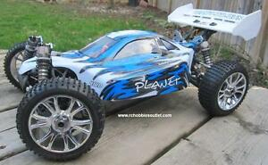 New 1/8 scale Brushless Electric RC Buggy / Car City of Toronto Toronto (GTA) image 4