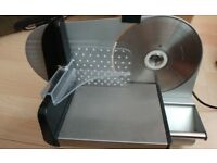 Cookworks Signature Stainless Steel Food Slicer