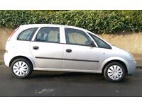 2004 Vauxhall Meriva 1.6 i Life MANUAL 5dr 1 FAMILY OWNED LOW MILES PX TO SELL (t-z awesome-cars)