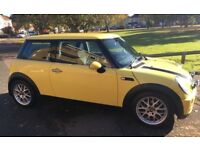 2006 AUTOMATIC MINI COOPER VERY LOW MILEAGE SERVICE HISTORY AIR CONDITIONING AIR CONDITIONING AUTO