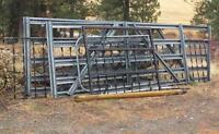 Horse Gates Farm Gates Package Deal
