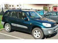 Toyota Rav4 vvti for sale full service history