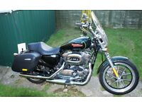 Harley Davidson Superlow Sportster 1200