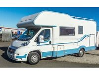 Adria Coral 660DP Sport, 2008, 6 Berth, Garage, 11000 miles only