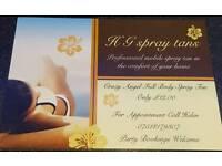 H G SPRAY TANS (CHAPEL PARK)