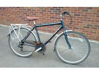 Mens Hybrid Viking bike ..Can deliver