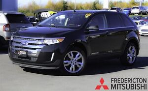 2013 Ford Edge LIMITED! LEATHER! SUNROOF! NAV!