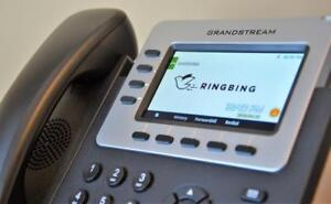 RingBing | Try Free For 30 Days | CDN Business VoIP - $11.95/Line - 40+ Features
