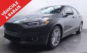 2016 Ford Fusion SE AWD ECOBOOST MAGS CUIR