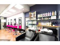 Hair & Beauty Salon in Croydon is looking for experienced hairdresser / hair Stylist