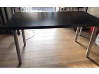 Desk 120x60 (cable organiser and adj legs)