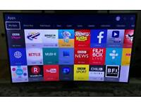 55in Samsung 8 series SMART 3D SUHD 4K TV
