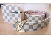 Good quality belt lv Louis Vuitton wallet £25 each
