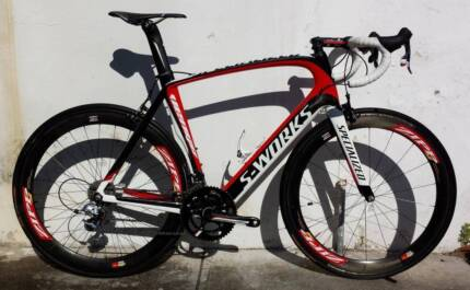 Specialized S-works Venge!. L. Zipp Wheels! Sram Red! Dulwich Hill Marrickville Area Preview