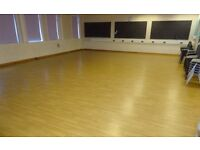 Small Hall Hire at Lea Valley School- Contact us for pricing PER HOUR!