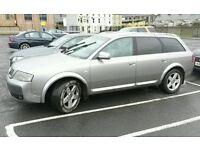 Audi A6 Allroad swap part/ex