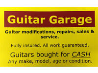 Wanted - Used Guitars & Guitar Parts