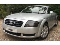2006 Audi TT TURBO 1.8 PETROL WITH LONG MOT AND FULL SERVICE