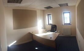 Serviced Office to Let in Raunds - 102 sq ft Utilites, Business Rates and Parking Included *Reduced*