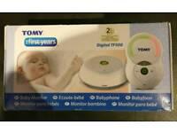 Tomy TF500 Digital Baby Monitor
