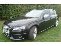 Audi S4 Avant 6 speed manual with 320BHP,