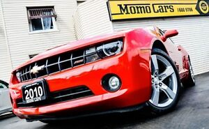 2010 Chevrolet Camaro 2LT! V6 3.6L! Bluetooth+USB! $177/bi-weekl