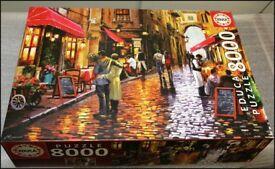 8000 piece Jigsaw Puzzle
