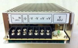 SWITCHING POWER SUPPLY 24V, 6.5A IN GOOD CONDITION & WORKING ORDER