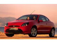 Wanted - Ford Puma (Red)