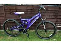 """Muddyfox """" Venus """" girls bike"""