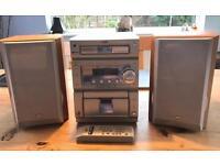 JVC CD Stereo System