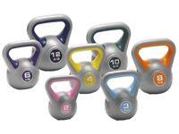 Kettlebells Full Range of Brand New Kettlebells available from Stock FREE DVD