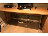Staples Office Desk Filing Cabinet & Storage Cupboard