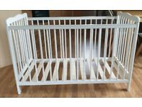 Very good condition - Ikea Gulliver cot bed