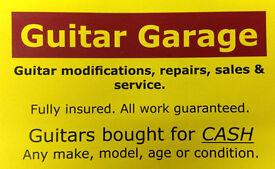 Guitars & Guitar Parts For Sale