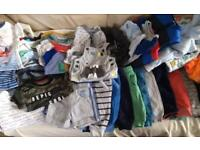 Baby Boy Clothes 3-6months - over 50 items
