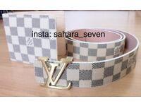 All Colour 2 for £45 Louis Vuitton lv £25 each Wallet belt